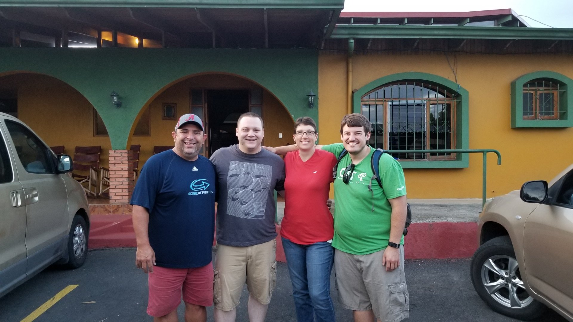 Costa Rica, Missions, Leaders